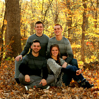 Fall Family Portrait Samples